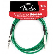 FENDER CALIFORNIA INSTRUMENT CABLE 10 SFG