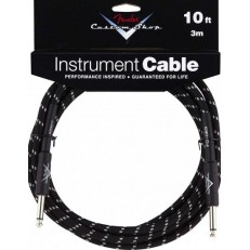 FENDER CUSTOM SHOP PERFORMANCE CABLE 10 ANGLED BTW