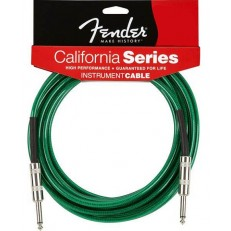 FENDER CALIFORNIA CLEARS 18 CABLE SFG