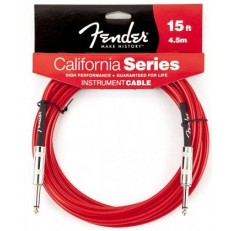 FENDER CALIFORNIA INSTRUMENT CABLE 15 CAR