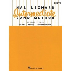HALLEONARD 6406500 INTERMEDIATE BAND METHOD - Bb TENOR SAX