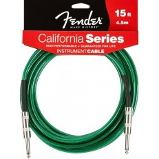 FENDER CALIFORNIA INSTRUMENT CABLE 15 SFG