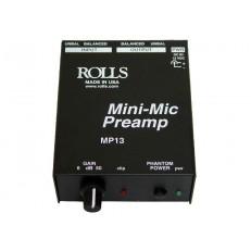 Микрофонный преамп ROLLS MP13 Mini Mic Preamp