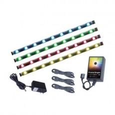 Светодиодная лента American Audio Accent Strip Black RGB